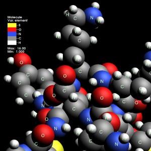 molecule plot