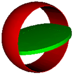 Constructive Solid Geometry (CSG) Mesh