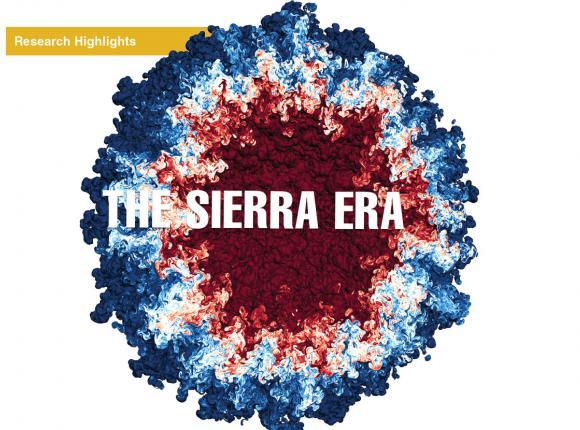 Sierra simulation