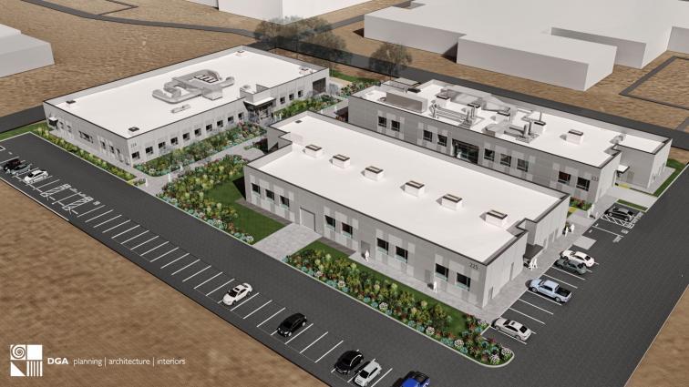AME site rendering